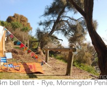 140530 Bell Tent, Site 14 Tyrone