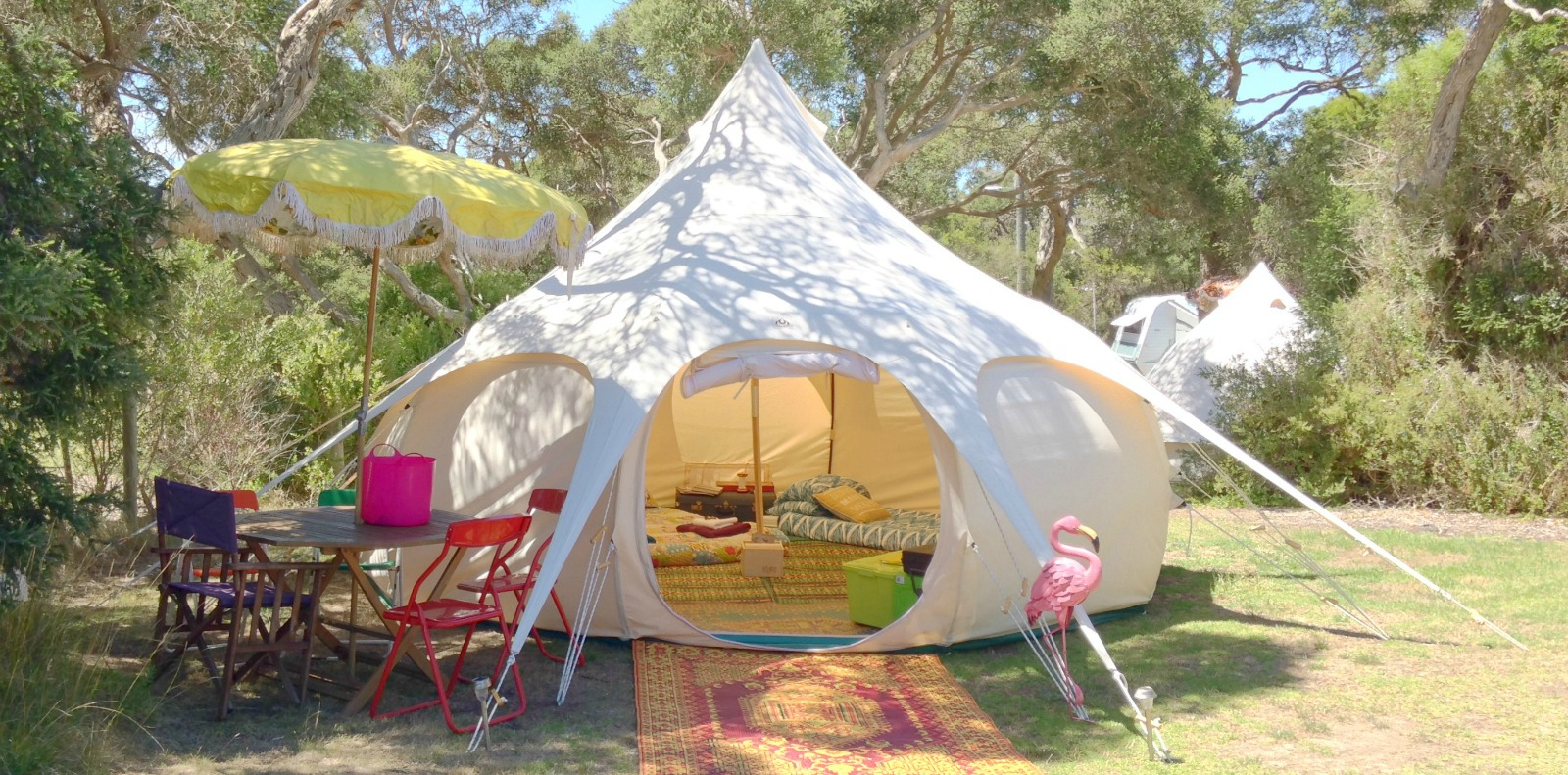 Happy Gl&er Melbourne & Australiau0027s Top 5 Places for Glamping - HAPPY GLAMPER