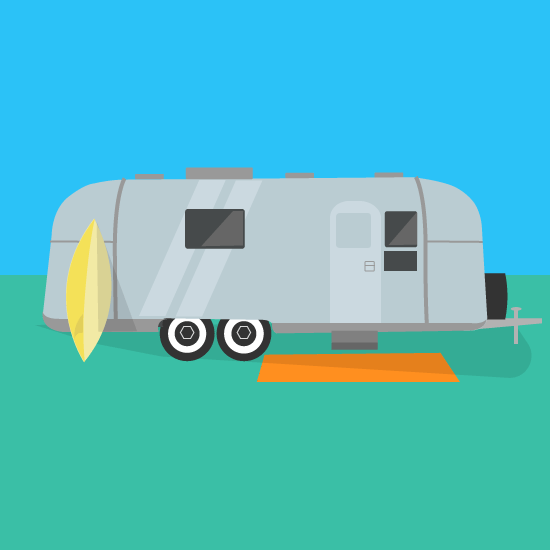 Airstream Peggy Sue